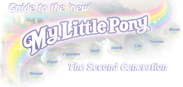 Ponyland Market 39 S Guide To The 39 New 39 My Little Pony